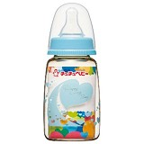 CHUCHU BABY PPSU Baby Feeding Bottle Cool 150ml [4973210993362] - Blue - Botol Susu